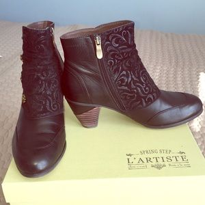 Spring Step L'Artiste Belgard Boots